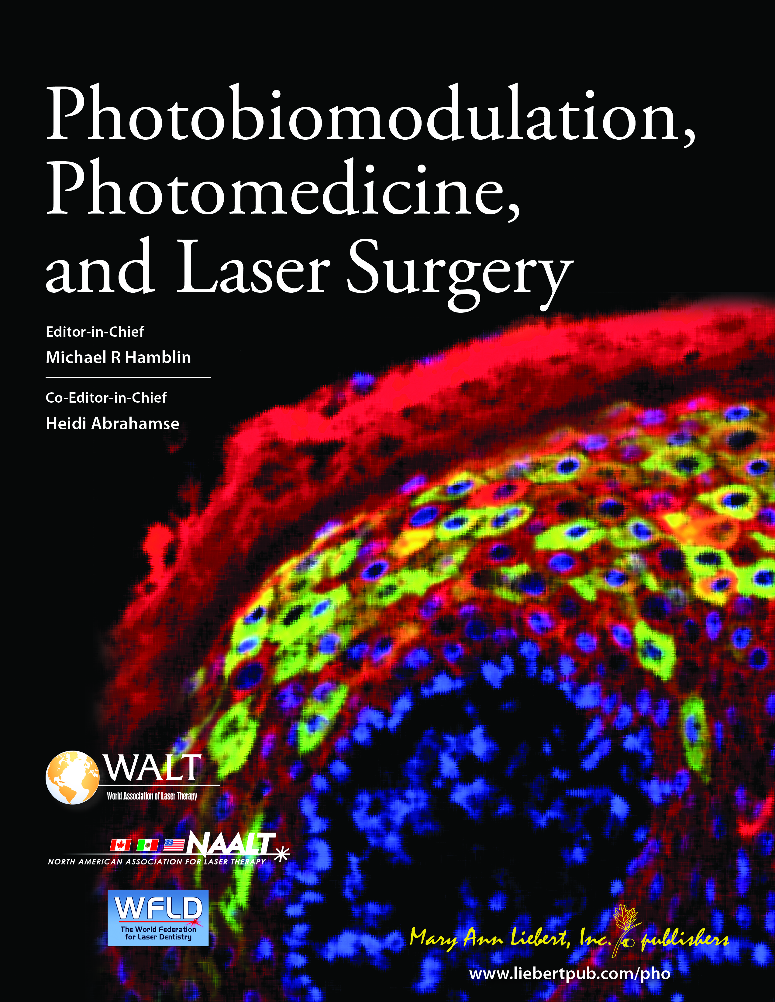 Photobiomodulation, Photomedicine, and Laser Surgery